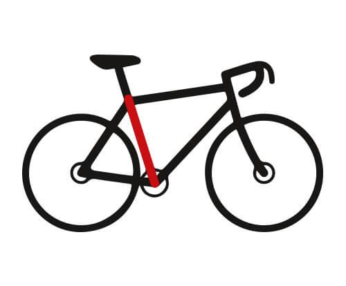fahrrad rahmengröße bestimmen